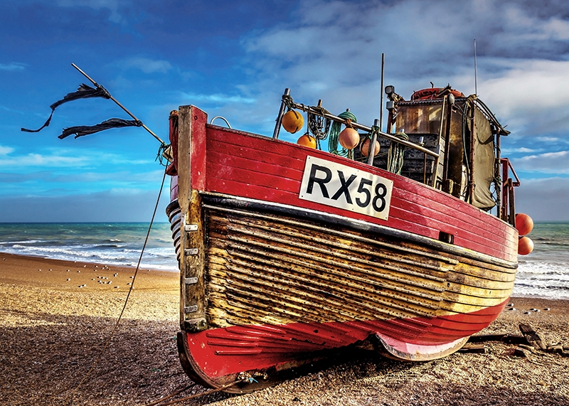 Phil Lenney - Hastings Trawler
