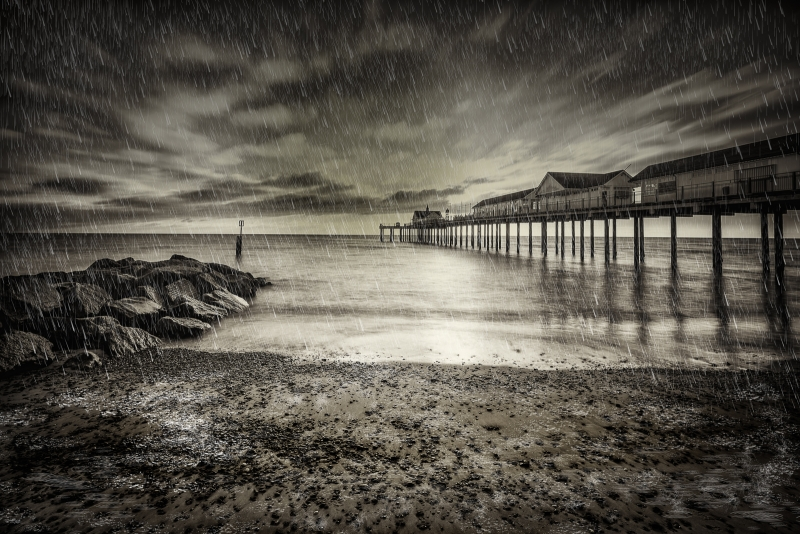 Nick Bowman - SOUTHWOLD DOWNPOUR