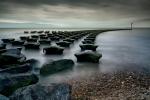 Nick Bowman - Cobbolds Point Groynes, Felixstowe