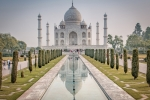Gary Mills - Symmetry at the Taj Mahal