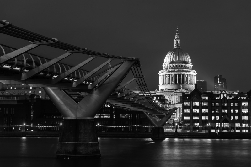 Nick Bowman - The Dome and the Bridge