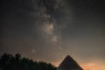Milky Way over Mother - James Billings