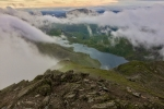 Above the clouds on Snowdon - Mark Pierson