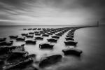 MARTIN SMITH - Sea defences, Felixstowe
