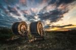 James Billings - Fenland sunset