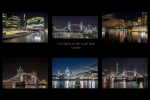 City Nights on the South Bank London - Kevin Williams