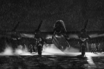 JUST JANE GETS A SOAKING BUT THE CREW RETURN HOME SAFELY - Nick Bowman